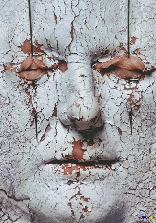 Страшные скульптуры от Сары Ситкин