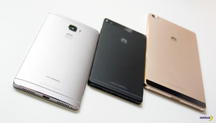 Huawei на пороге революции с батареями для смартфонов