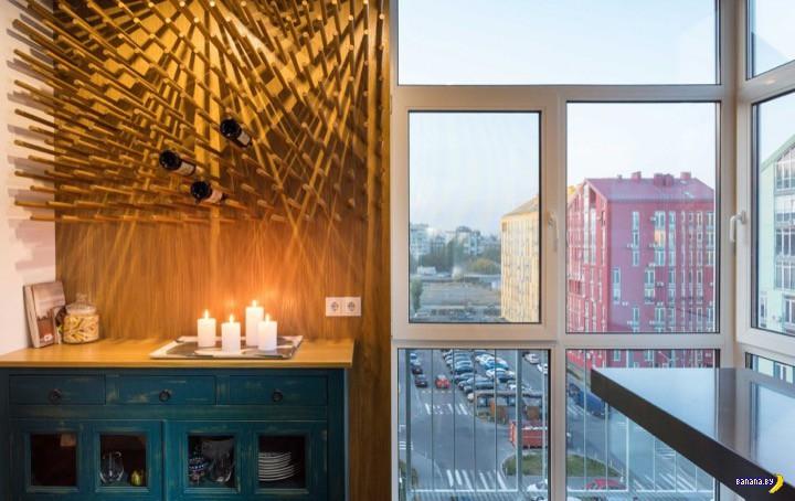 Фантастическая квартира в Киеве