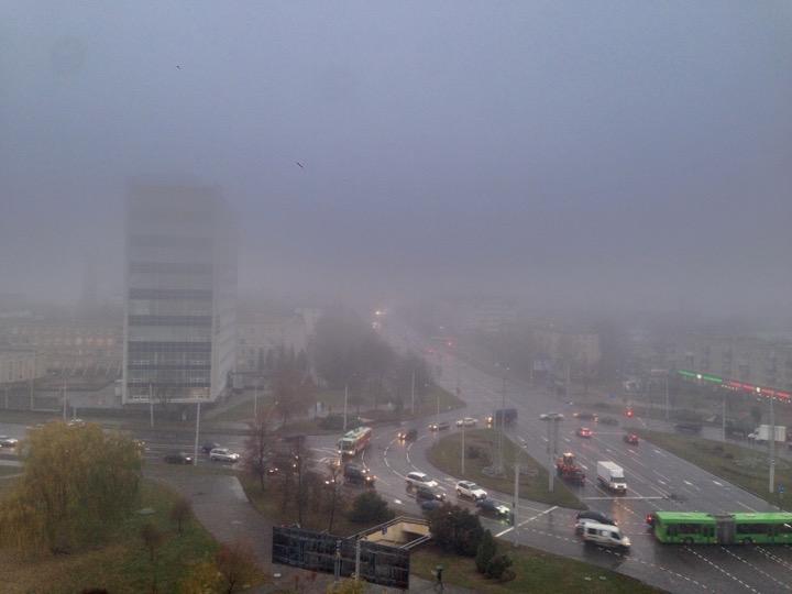 Погода: осенняя погода с дождями