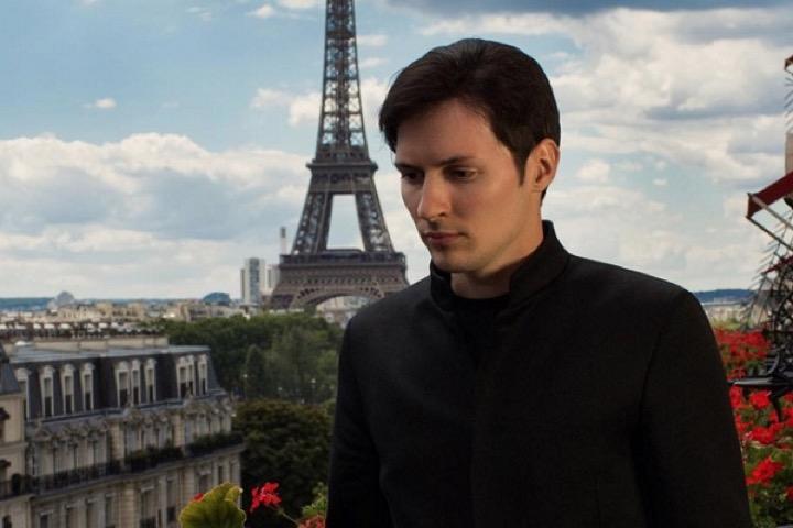 Дуров про события в Париже