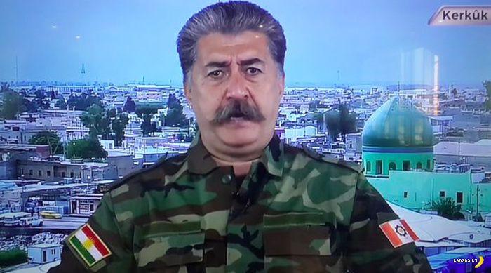 Товарищ Сталин – предводитель курдов