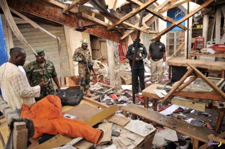 Взрывы а Африке, которые никому не интересны