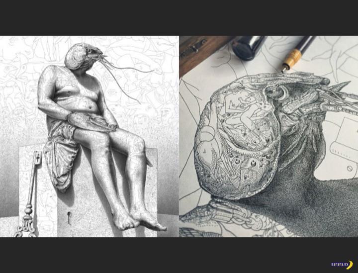Рисунки из рисунков