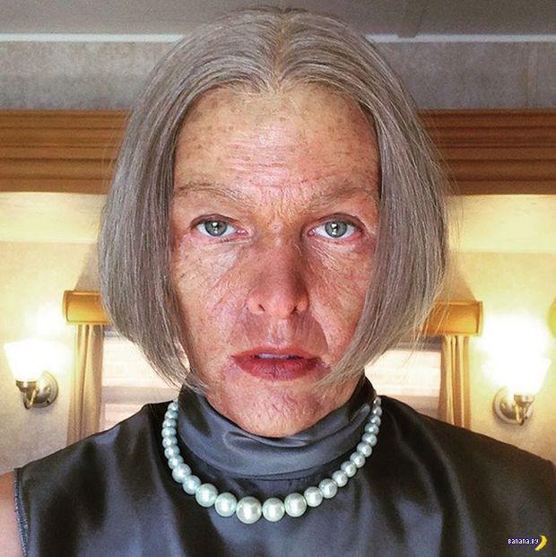 Знакомая старушка из кино
