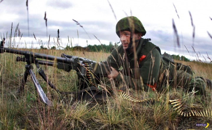 Литва рвётся в бой с ИГИЛ