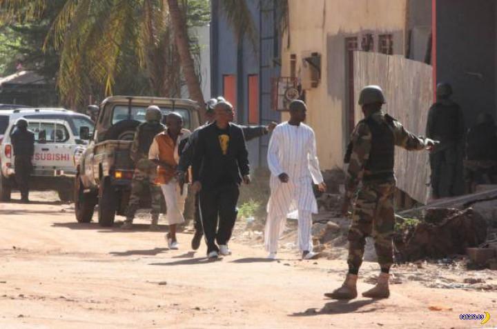 Захват заложников в Бамако