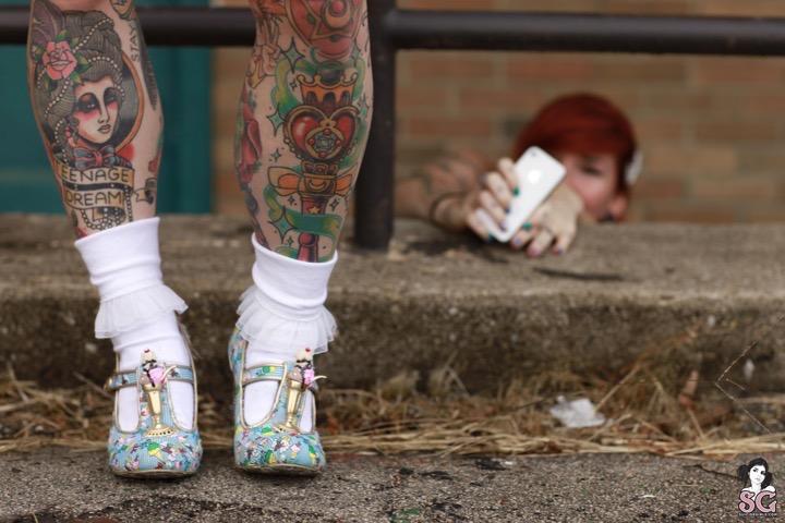 Suicide Girls - Нептуна