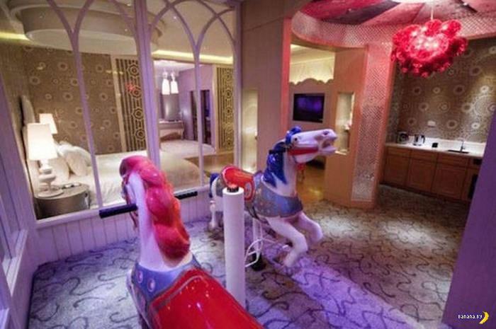 Японские отели любви