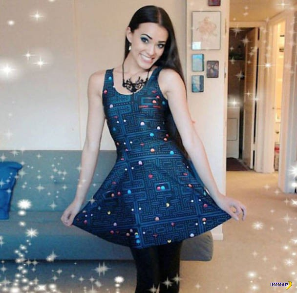 Звезда косплея Джоани Бросас
