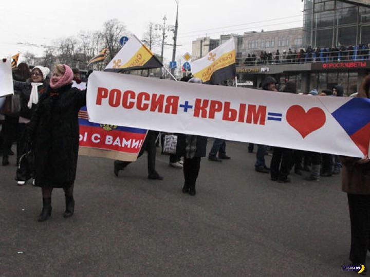Про Крым и Россию