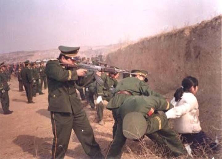 69 причин быть расстрелянным в Китае
