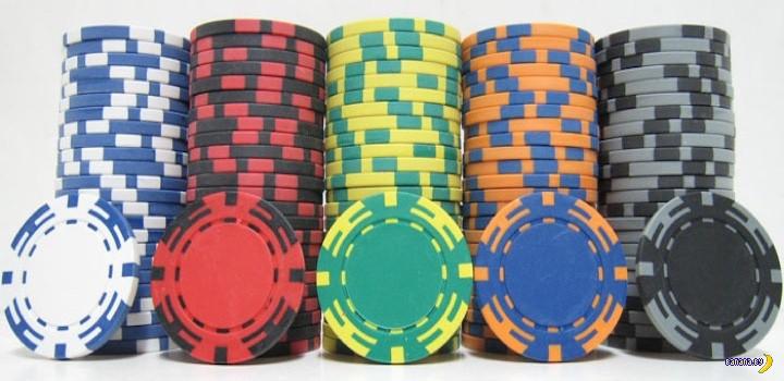 Из чего делают фишки для казино?