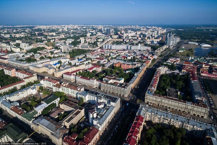 Как будет расширяться Минск?