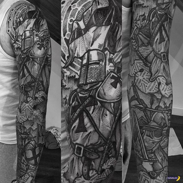 Татуировки на зависть - 56 - Пол Дэвис