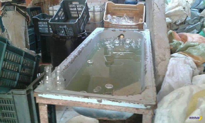 Экскурсия на египетскую сочную фабрику