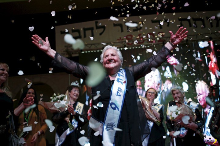 Странный конкурс красоты в Израиле