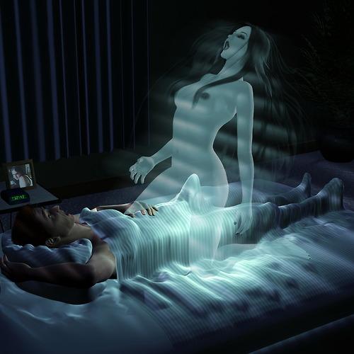 спокойной эротикой картинка ночи с