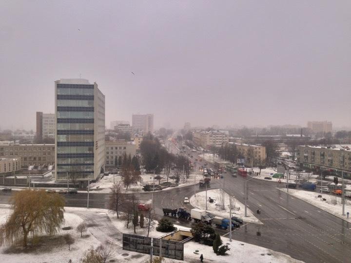 Погода: дождь, снег, дождь, снег...