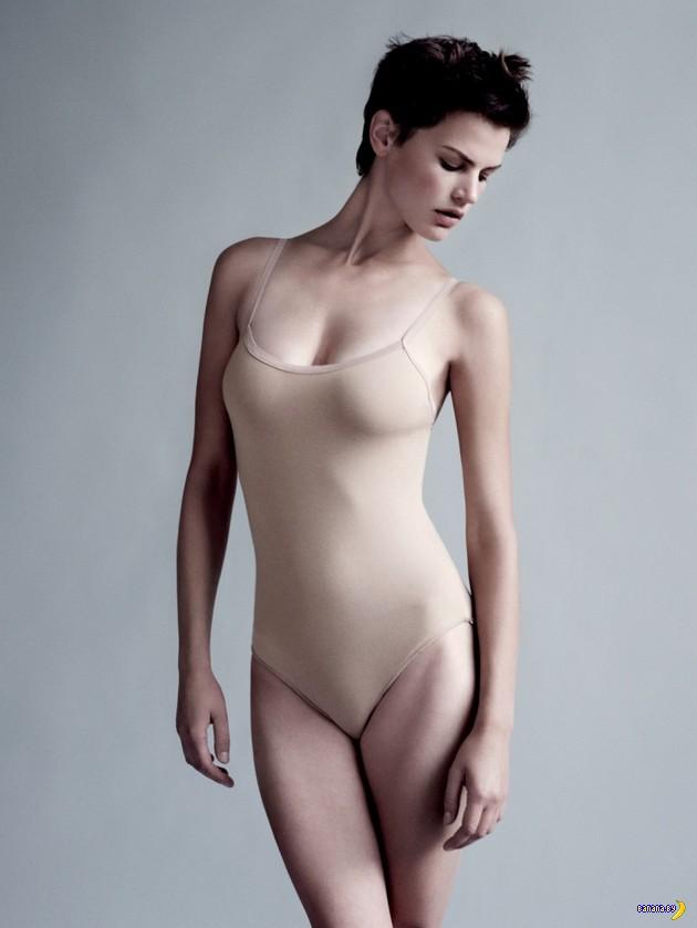 Голландское тело - Саския де Брау