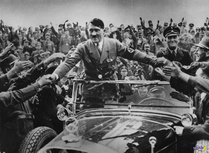 В Германии впервые после войны переиздадут Mein Kampf