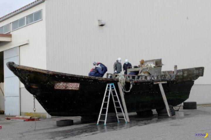 Таинственные лодки с мертвецами