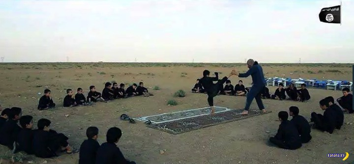 """Реалити-шоу"" с детьми от ИГИЛ"