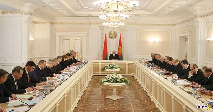 Лукашенко рассказал о планах на 2016 год
