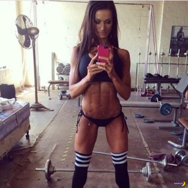 Спортивные девушки - 49
