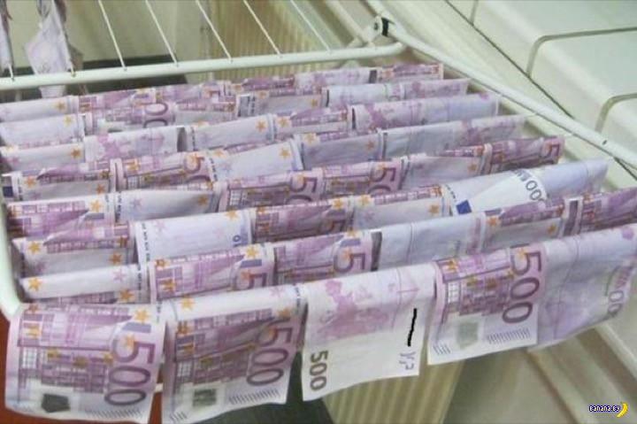 Парень выловил из реки €100,000