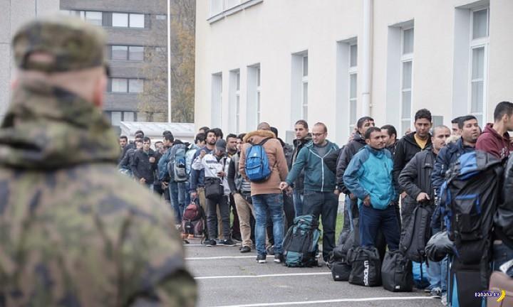 Финляндия придумала сюрприз для беженцев
