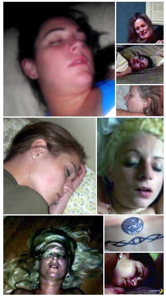 Американская полиция ищет пьяных девушек с фотографий