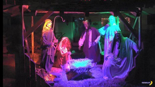 Зомби-Иисус расстроил американцев