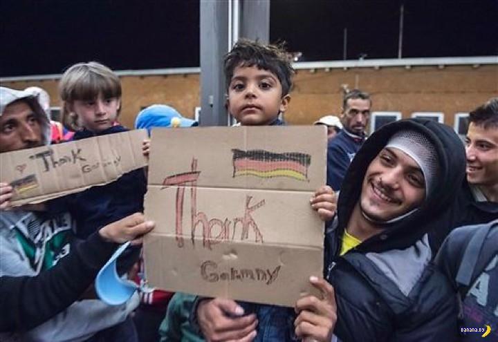Германия сопротивляется – о чём молчат СМИ