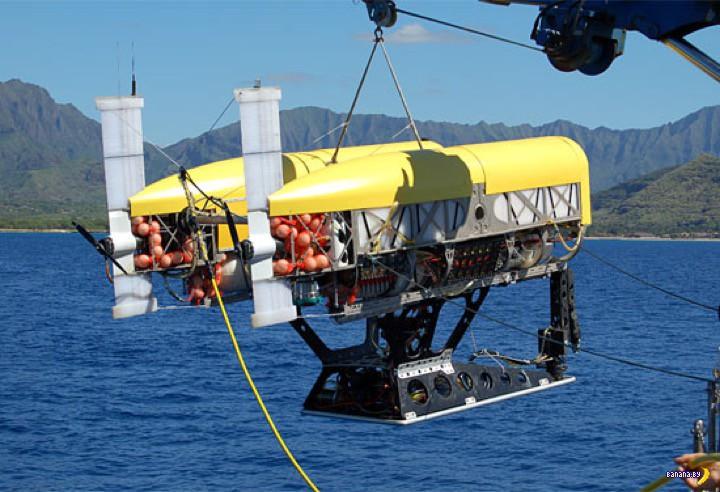 Печальная история глубоководного робота Nereus