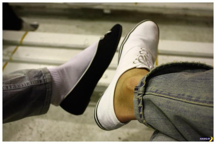 Обувь на любые ноги