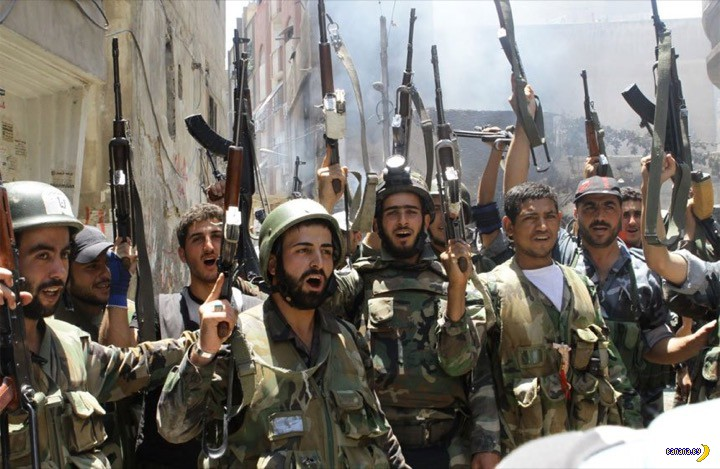 Армия Сирии и дальнейшие её перспективны