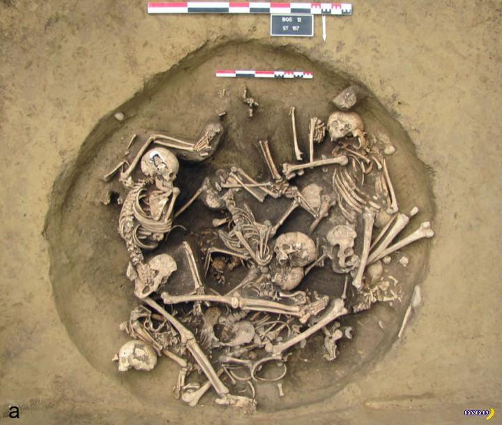 Тайна могилы эпохи неолита