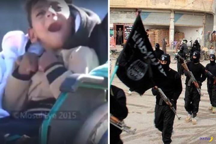 ИГИЛ теперь казнит всех детей с Синдромом Дауна