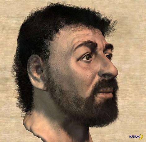 Это не Саддам Хусейн в бегах, это Иисус Христос