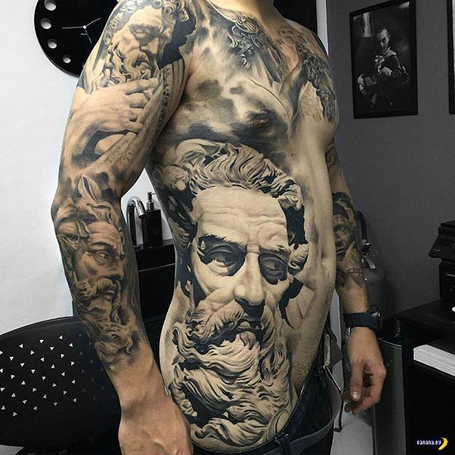 Татуировки на зависть - 57