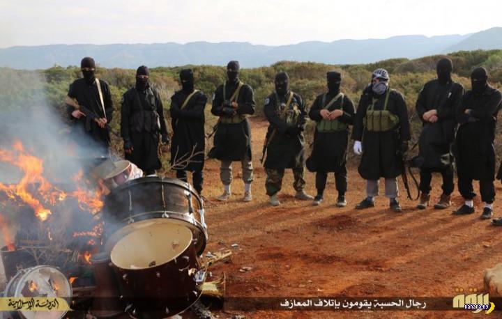 Немного про зарплаты бойцов ИГИЛ