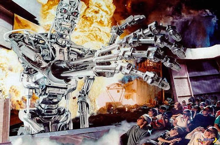 """""""Терминатор 2"""" перевыпустят в 3D"""