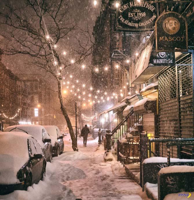Зима которую мы любим