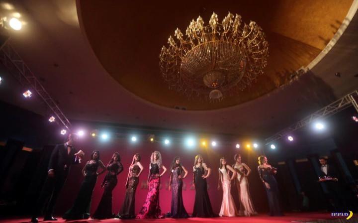 В Ираке выбрали королеву красоты впервые за 40 лет