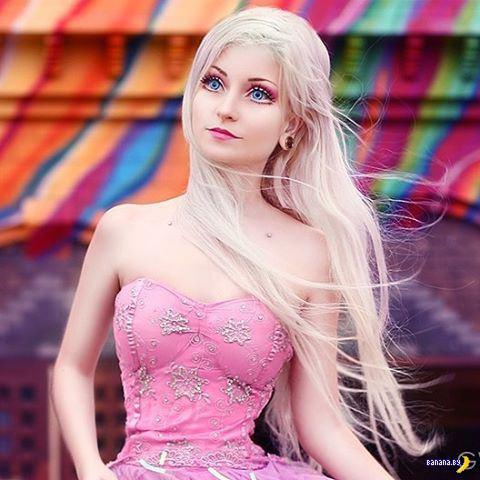 Барби из Бразилии