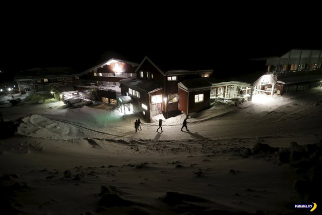 Фоторепортаж: беженцы в Швеции