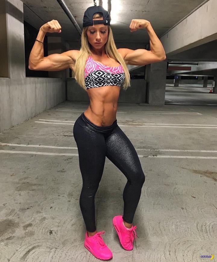 Спортивные девушки - 51
