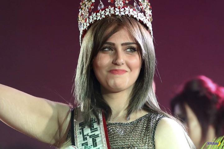 Мисс Ирак начала получать угрозы от ИГИЛ