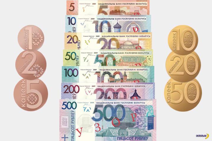 Важная информация про новые белорусские деньги